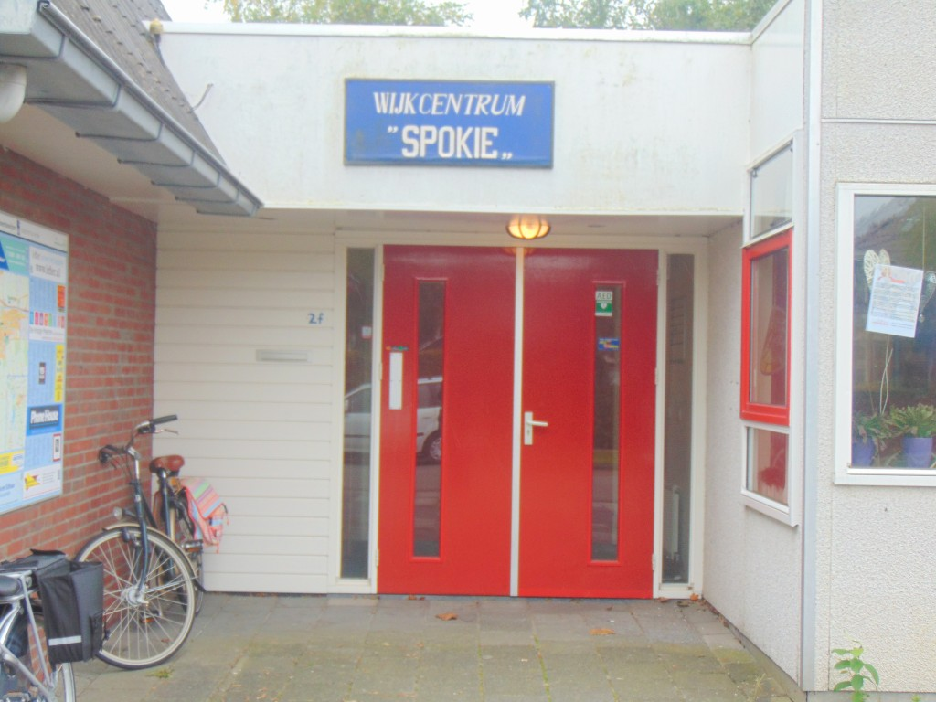 WIJKCENTRUM SPOKIE